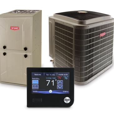 Authorized Bryant Heating and Cooling provider