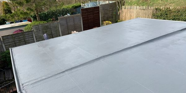 All our GRP flat roofs come with a full 25 year guarantee.