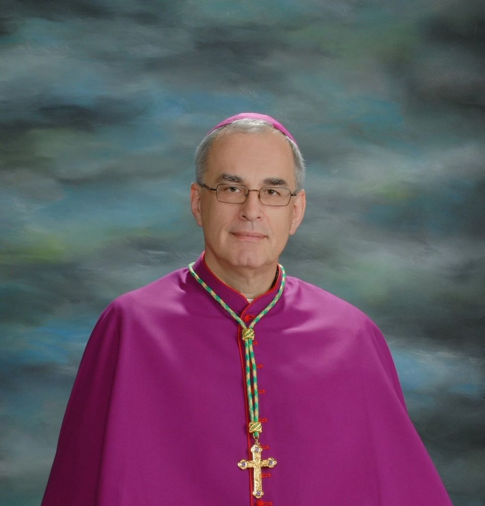The Rt. Rev. Paul Sobiechowski, Diocesan Bishop