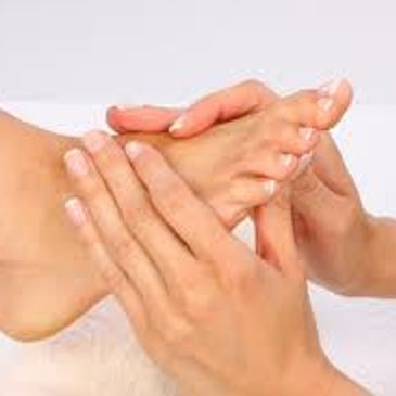 Reflexology, Foot, Face, Holistic, Complementary, Therapy