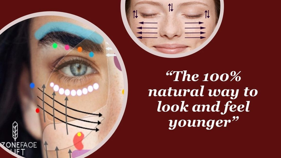 Zone Face Lift, Face Lift, Guasha, Cupping, Facial, Botox, Fillers,