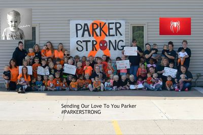 Parker Strong Group Photo