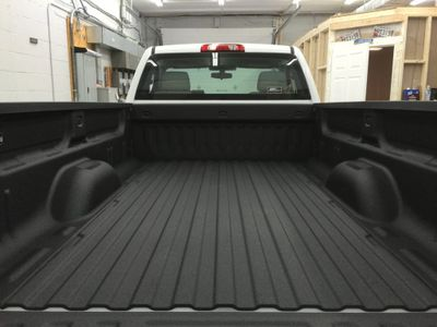 Truck bed liner with lifetime warranty. Better alternative to linex and rhino liner