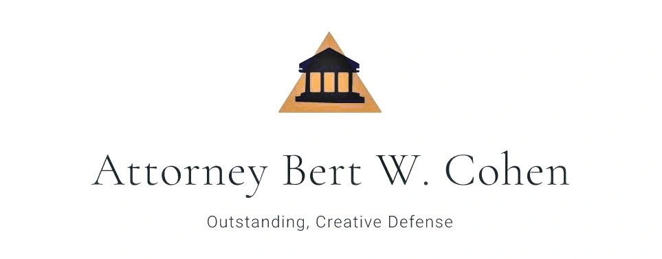 BERT COHEN LAW FIRM, OUTSTANDING CRIMINAL DEFENSE