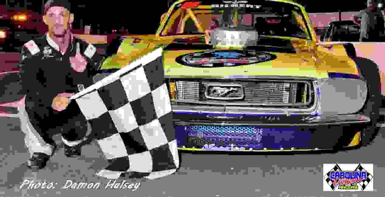 Eddie Gilbert's 2nd win of the 2020 season at Tri-County Motor Speedway.