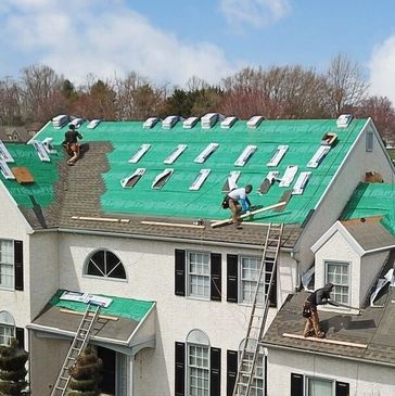 Roofing contractor in Chester County. Roofing in West Chester