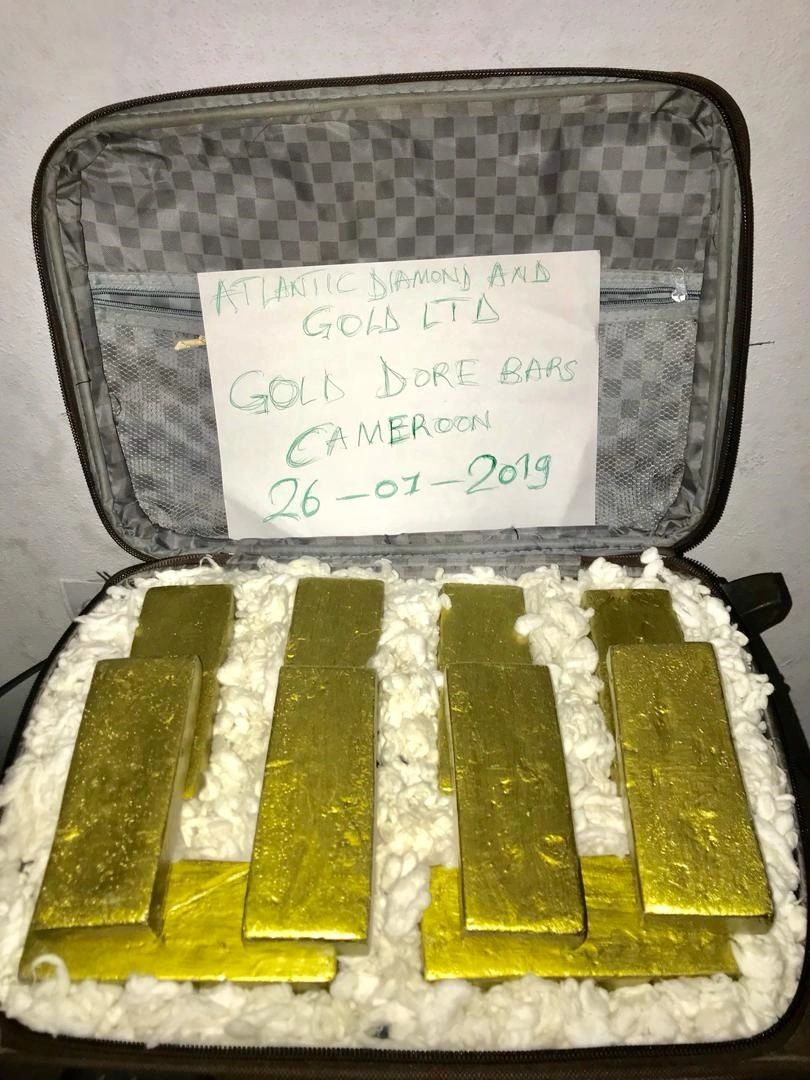 BUY GOLD ONLINE FROM CAMEROON