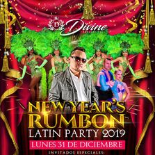 New Years Eve  Live in Concert  RUMBON