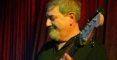 CHAD MEAUX - A NATIVE OF SCOTT, LA, CHAD HAS PLAYED BASS GUITAR FOR OVER 40 YEARS IN VENUES FROM COA