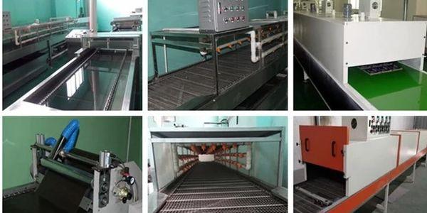 Chúng tôi chuyên sản xuất và phân phối bồn nhúng in chuyển nước, máy trãi màng tự động, bồn sơn màng