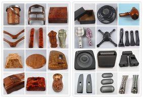 công nghệ sơn giả đá, sơn giả gộ, báo giá sơn giả đá, sơn giả gỗ