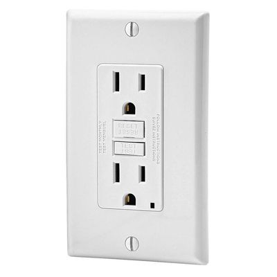 GFI Receptacle Installed Tampa Image https://callteamelectric.com/gfi-receptacles
