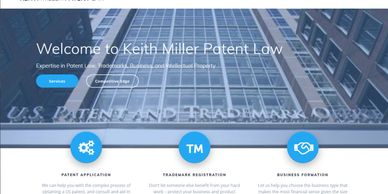 example website http://www.keithmillerpllc.com