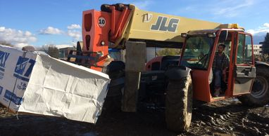 Rough Terrain  Forklift Training                (Class 7) Kelowna