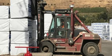 Rough Terrain  Forklift Training                (Class 5)  Kelowna