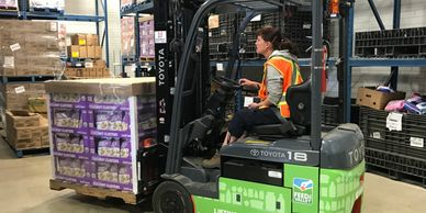 Counter Balanced Forklift Training  (Class 1) Kelowna