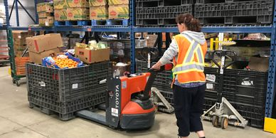 Powered Pallet Jack Training  (Class 3) Kelowna