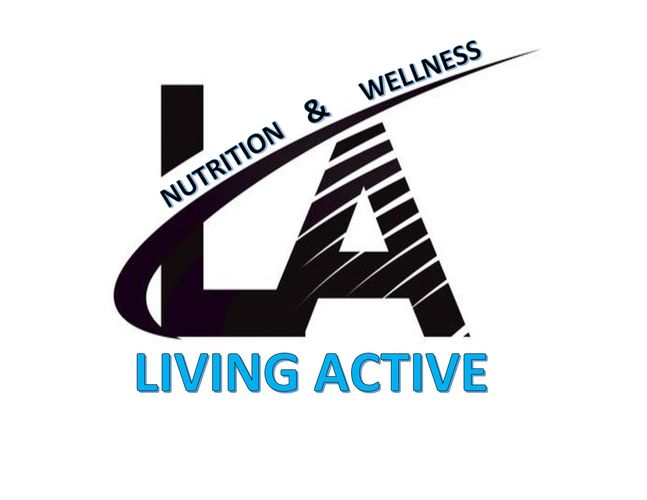LA Nutrition & Wellness Logo