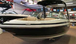 Crownline 225  Mercruiser Sterndrive In/Out