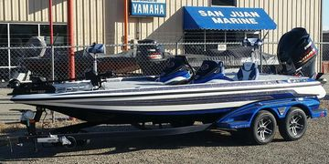 Skeeter High Performance Fishing boats Custom FX 21 Select Yamaha 250 SHO bass boat