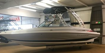 Crownline 215SS Mercruiser Sterndrive In/Out