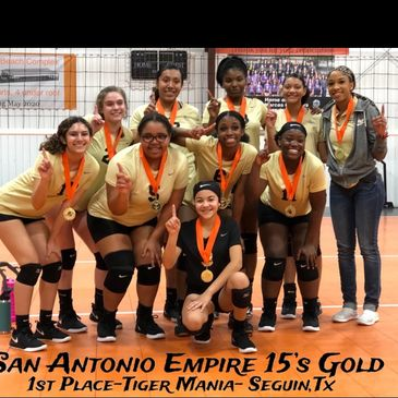 Sa Empire Volleyball Volleyball Club Sport Leagues