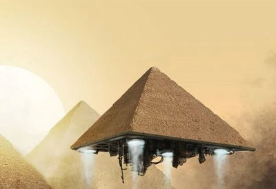 Alien Technology. pyramids, ancient aliens video