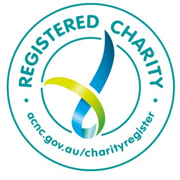 A picture of the ACNC registered charity register logo. Click here to donate to help families.