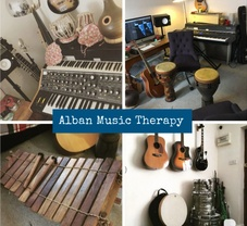 Alban Music Therapy