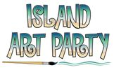 Island Art Party Aloha Later