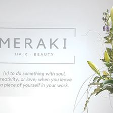 meraki branding and design