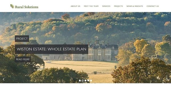 rural solutions new website designed by sbc marketing