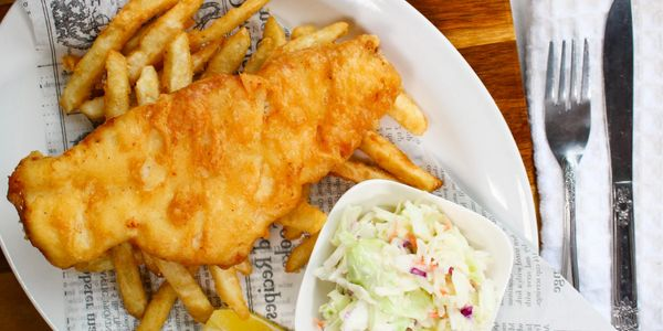 Your choices of Haddock, Cod, Halibut, Basa, we make our fresh fish lightly battered and crispy.