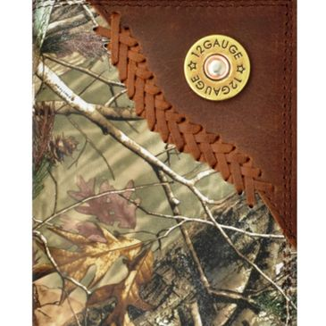 Realtree camo checkbook wallets