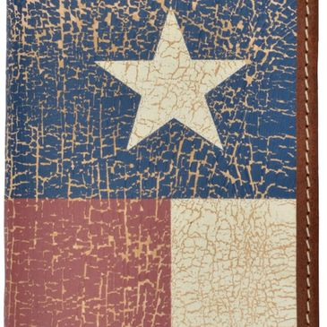 Custom Texas Flag wallets