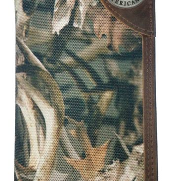 Custom ariat bones bonz wallets A35236284