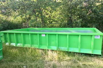Dirt bin rental in Surrey
