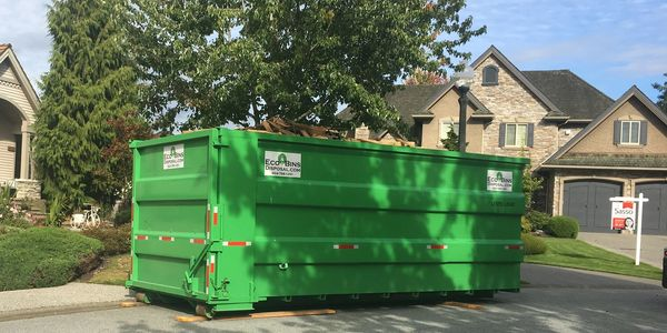 Dumpster rental in White Rock
