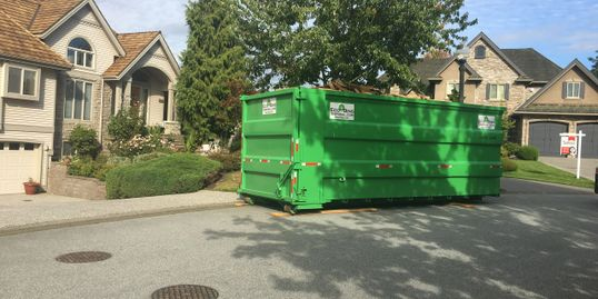 ECO Bins Surrey B.C Awesome Prices Excellent Customer Service Fleetwood Bin Rentals Guilford Bins