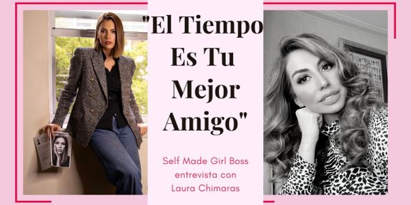Interview with one of Latina America's most famour actresses Laura Chimaras in Spanish.