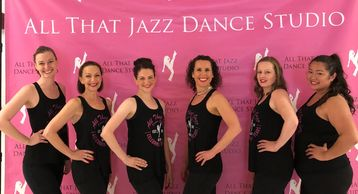 All That Jazz Dance Studio faculty:  Professional and caring!