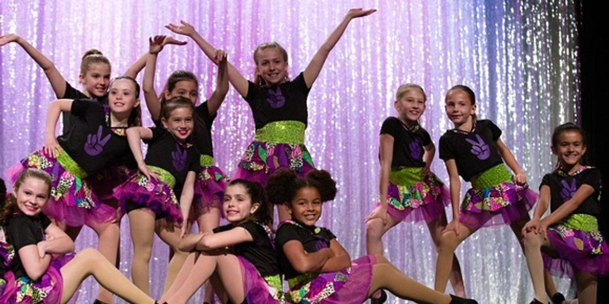 Street Jazz dance class at All That Jazz for ages 8-10