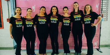 Pre-Ballet class for kids, ballet for children, creative movement for toddlers, All That Jazz Dance