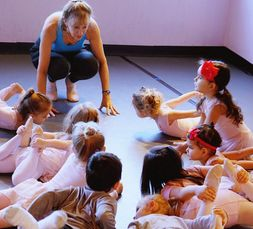 Creative Movement classes with Miss Ellen Frank at All That Jazz in Newton