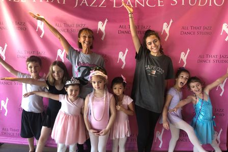 Ballet/tap class with Miss Ellen Frank
