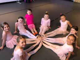 Broadway Babies class for children ages 5-7 at All That Jazz in Newton