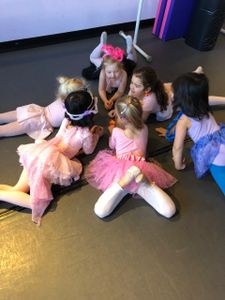 Pre-ballet/tap classes at All That Jazz Dance Studio