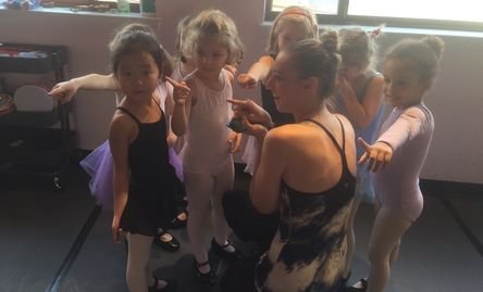 Dancing Classes at All That Jazz Dance Studio in Newton