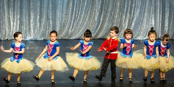 Pre-Ballet/Tap classes for ages 3-6 at All That Jazz