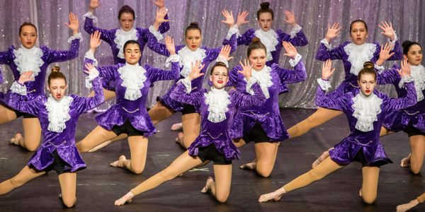 Contemporary Class at All That Jazz in Newton for ages 10 and up